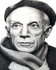 Quotespedia.info - Pablo Picasso - Quotes About Thinking