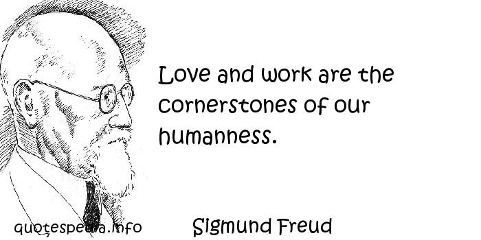 a reflection of the life and works of sigmund freud Freud's account of the centrality of loss in culture has been seen as seminal for his later work, civilization and its discontents  the school of life 1,427,045 views  sigmund freud.